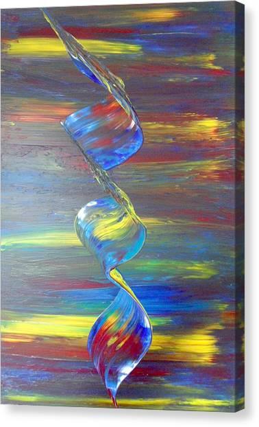 Color Canvas Print by Nico Bielow