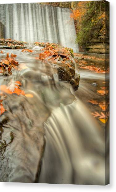 Color Of Autumn Canvas Print