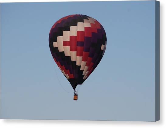 Colorful Balloon  Canvas Print by Miguelito B
