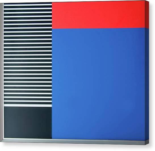 Colorful Canvas Print by Henk Van Maastricht