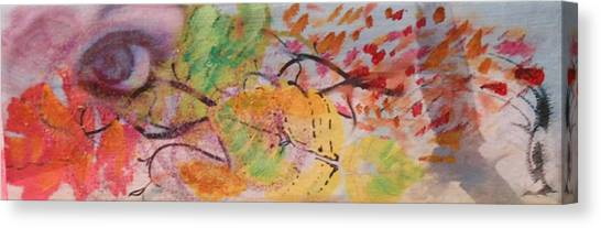 Colors Of The Winds Canvas Print