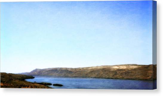 Columbia River Vista Canvas Print