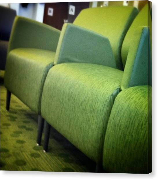 Hammers Canvas Print - Comfort. (in A Hospital?) #stjoes by Marc Plouffe