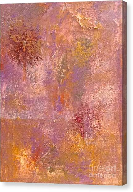 Complementary Canvas Print