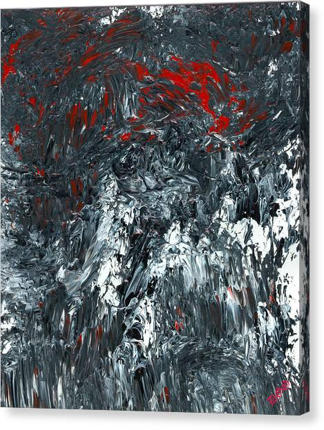Complexity Canvas Print by Douglas G Gordon