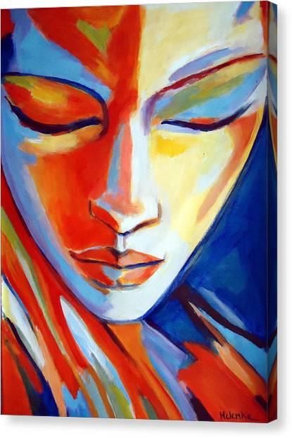 Concealed Desires Canvas Print