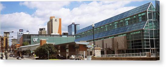Conference Usa Canvas Print - Conference Center Of An University by Panoramic Images