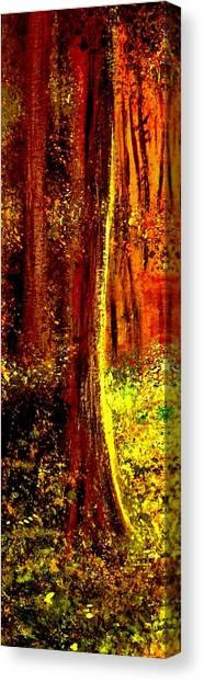 Contemplation.. Canvas Print