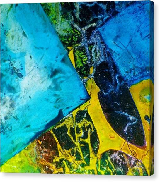 Contempo Seven Canvas Print by David Raderstorf