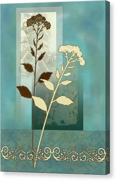 Gina Femrite Canvas Print - contemporary art Desert Grass by Regina Femrite