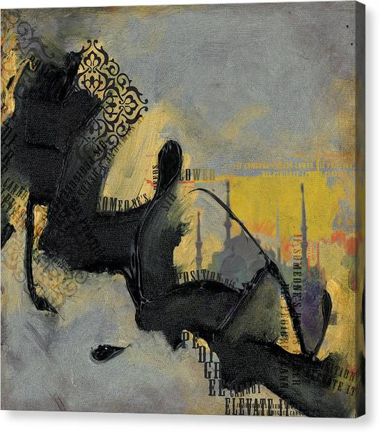 Catf Canvas Print - Contemporary Islamic Art 74b by Corporate Art Task Force