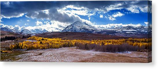 Conways Summit Canvas Print