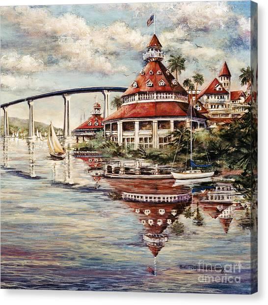 Coronado Centennial Canvas Print