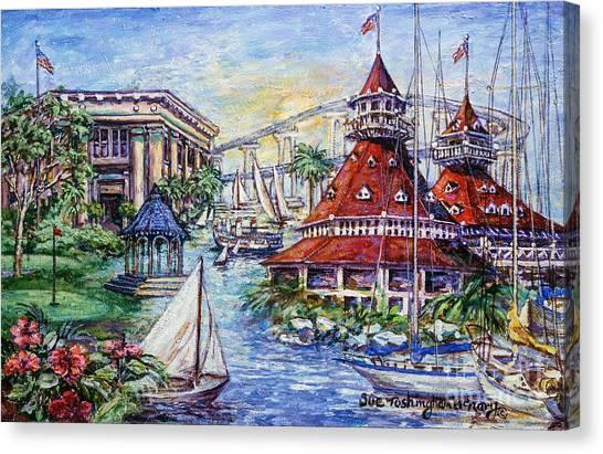 Coronado Heritage Canvas Print
