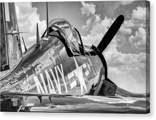 Corsair At Rest Canvas Print