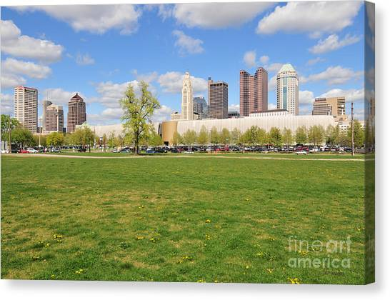 D7l-89 Cosi Columbus Photo Canvas Print