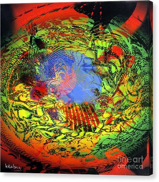 Cosmos #6 Canvas Print