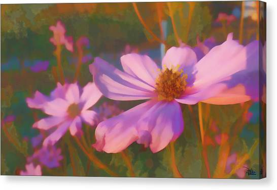Cosmos Twilight Canvas Print