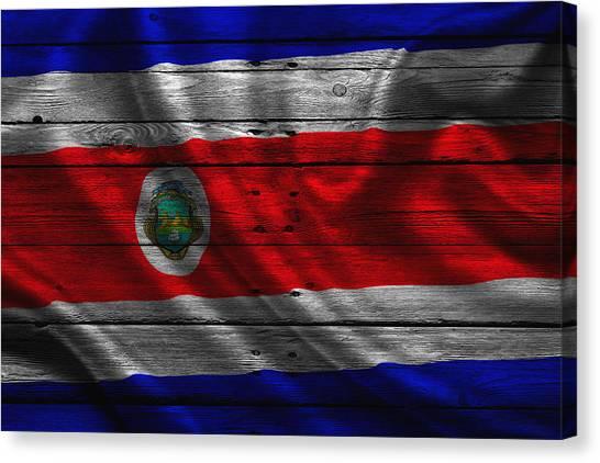 Costa Rican Canvas Print - Costa Rica by Joe Hamilton