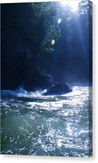 Costa Rica Light Canvas Print