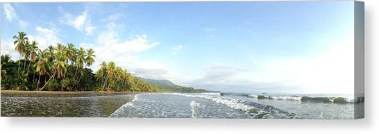Costa Rica Magic Canvas Print by Tropigallery -