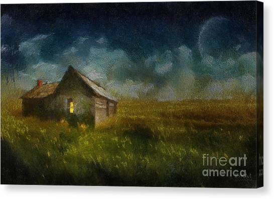 Countryside Wonder Canvas Print