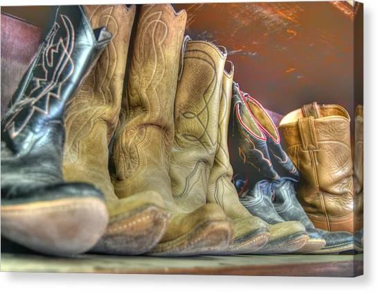 Cowboy Soul Canvas Print