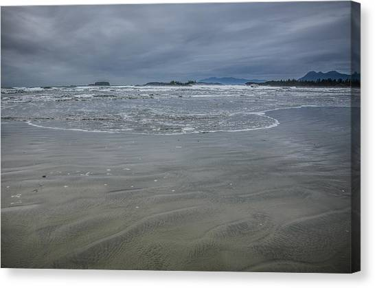Cox Bay Late Afternoon  Canvas Print
