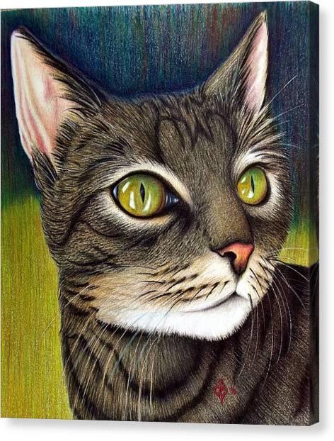 Cozette Canvas Print
