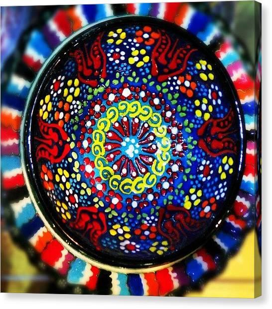 Turkish Canvas Print - #creative #design #handmade #turkish by Mohammed Wehbi