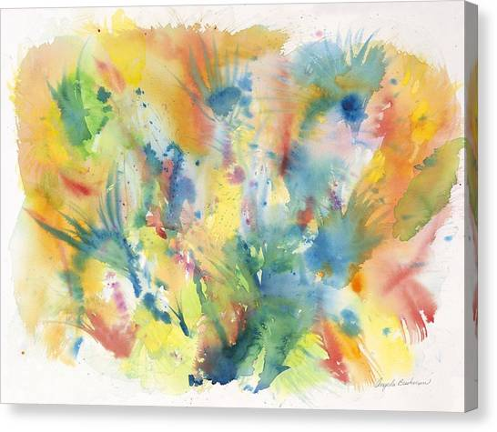 Creative Expression Canvas Print