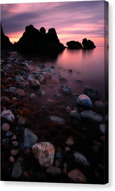 Cromarty Sunrise Canvas Print