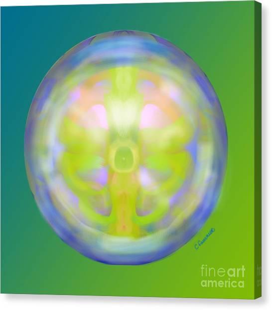 Crystal Ball Canvas Print