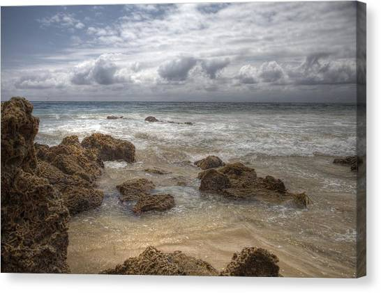 Crystal Cove Beach Canvas Print