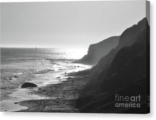 Crystal Cove I Canvas Print