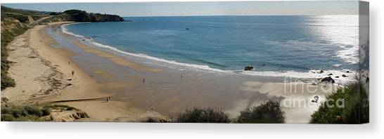 Crystal Cove View - 01 Canvas Print