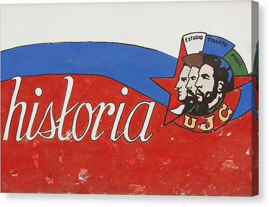 Cuba Canvas Print - Cuba, Havana, Havana Vieja, Museo De La by Walter Bibikow