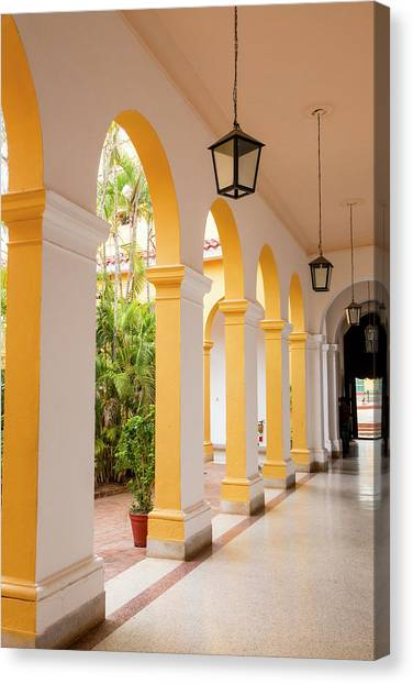 Cuba Canvas Print - Cuba, Trinidad Trinidad, A Cuban City by Emily Wilson