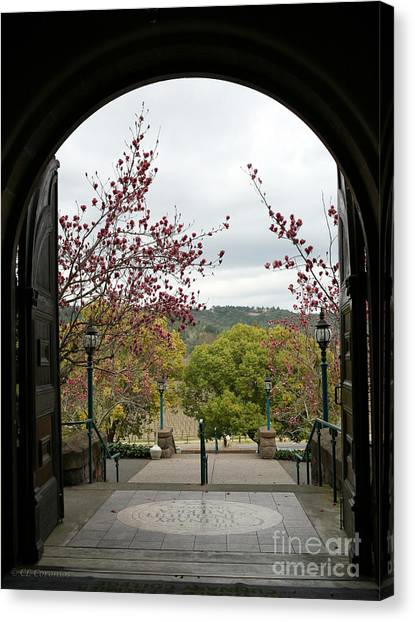 Culinary Institute Of America At Greystone Canvas Print