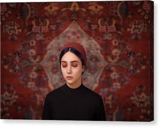 Iranian Canvas Print - Culture by Hasantorabi