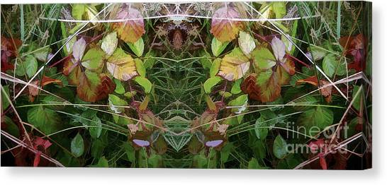 Cycle 4 - Autumn Canvas Print