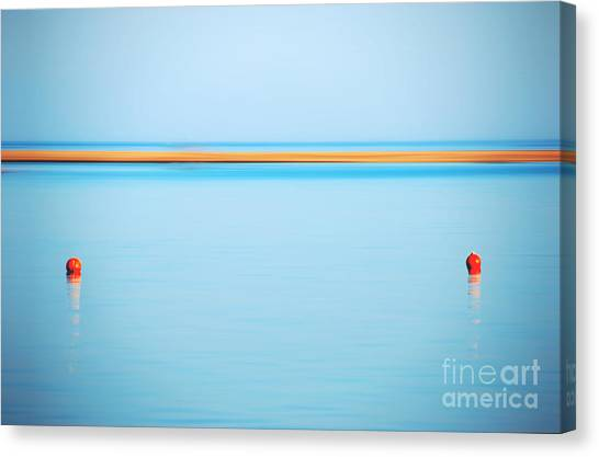 Dahab - Red Sea Canvas Print