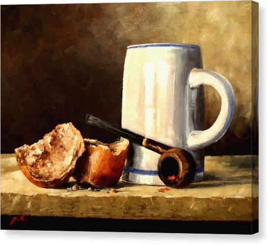 Canvas Print - Daily Bread #3 by Jim Gola