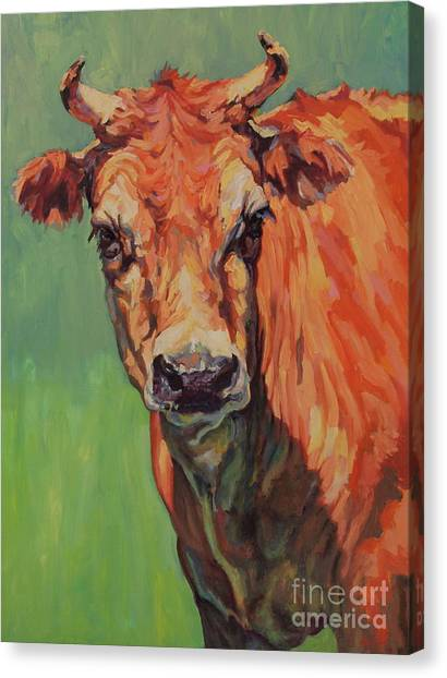 Dairy Queen Canvas Print