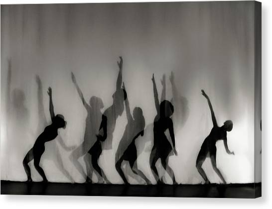 Belgium Canvas Print - Dance Is The Language Of The Soul ... by Yvette Depaepe