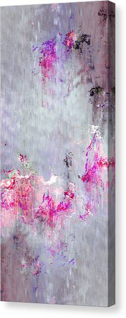Dancing In The Rain - Abstract Art Canvas Print