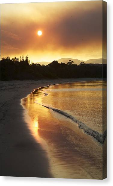 Dare To Shine Canvas Print