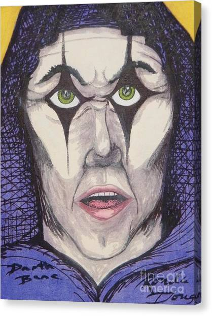 Darth Bane Canvas Print
