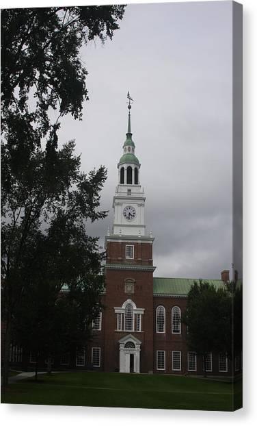 Dartmouth Campus Canvas Print