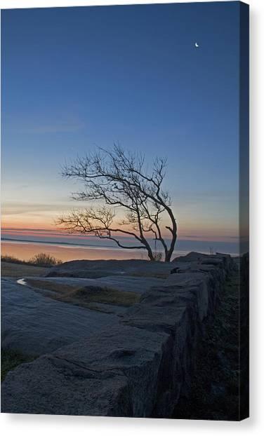Dawn At Fort Phoenix Canvas Print